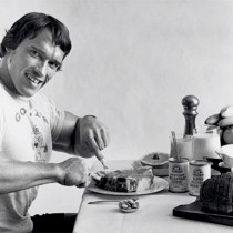 meatless arnold