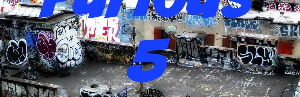 Furious 5 Hip-Hop Yoga Playlist #1