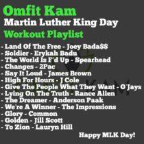 MLK Day Playlist